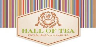 Autorisierter Partner von Hall of Tea Hamburg